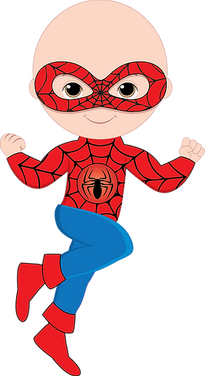 8 Spider man (Pose B).png