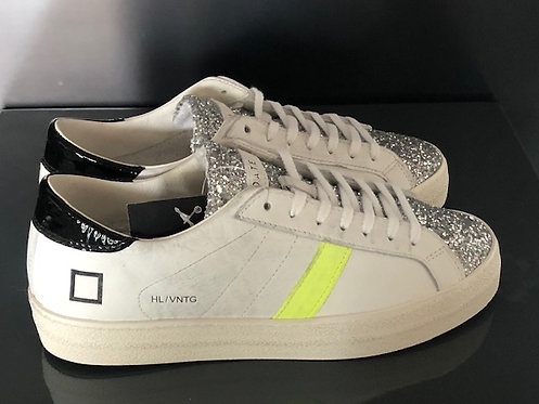 Sneakers D.A.T.E. mod. HILL LOW