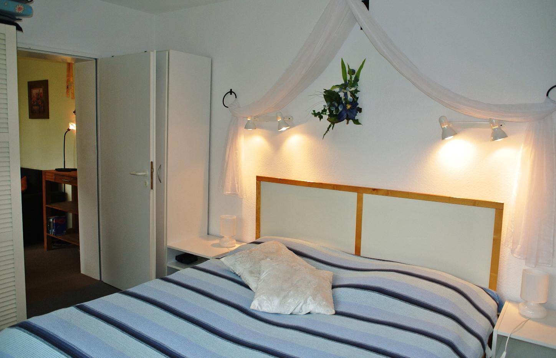 Schlafzimmer Apartment D5