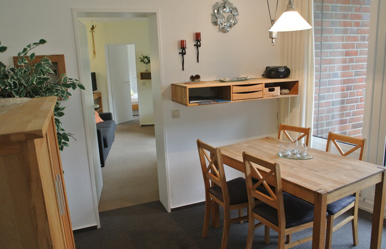 Essbereich Apartment D5