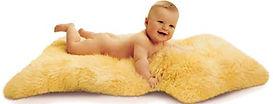 Baby Lammfell