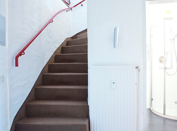 Treppe im Apartment