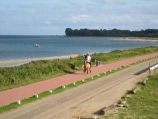 Ostseeküstenradweg/ International Baltic Sea Cycle Route