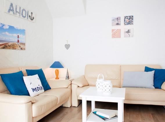 Wohnzimmer Apartment F3