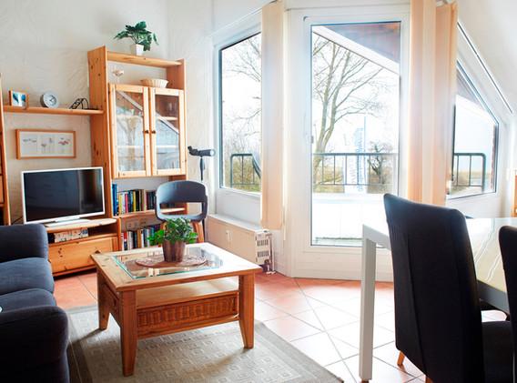 Wohnzimmer Apartment D4
