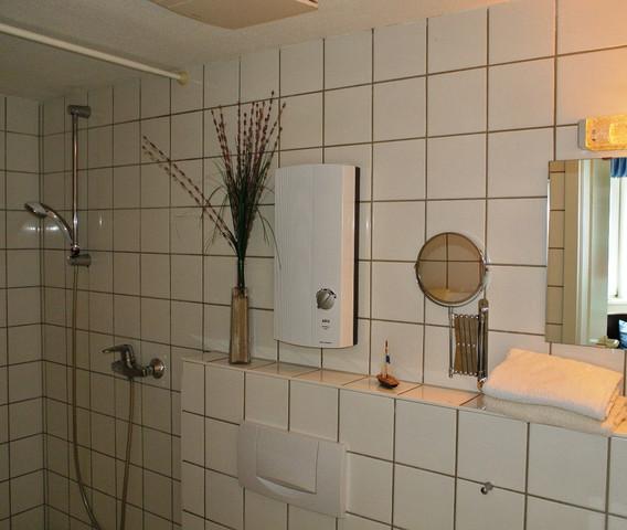 Das Duschbad im Studio D6