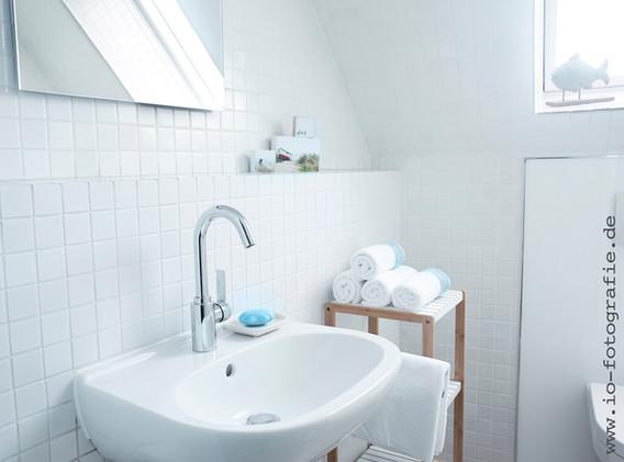 Modernes Duschbad