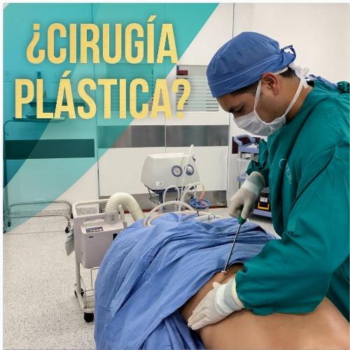 Dr Juan David Patiño, cirujano plástico UdeA.