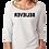 Thumbnail: BELIEVER Raglan Sweatshirt