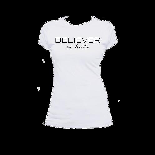 Believer in heels