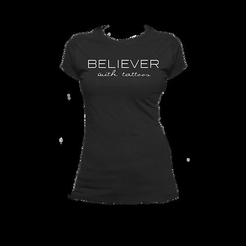 Believer w/tattoos