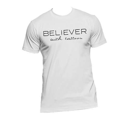 Believer w/tattoos