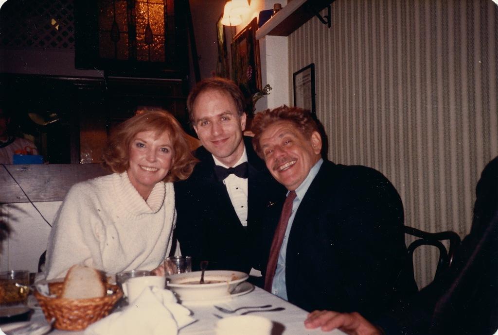 with Stiller & Meara