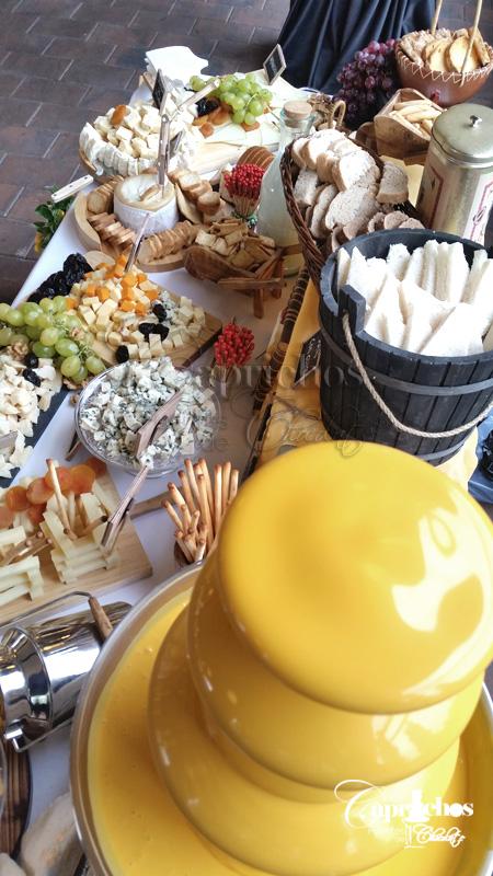 buffet de quesos 8