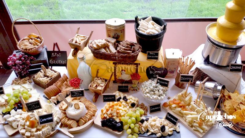 buffet de quesos 1