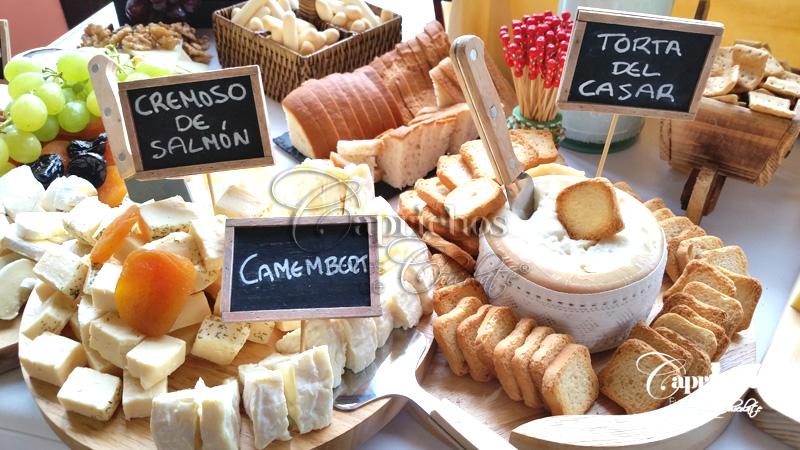 buffet de quesos 4