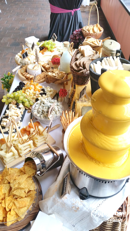 buffet de quesos 6