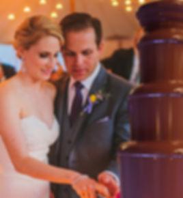 Fuentes de chocolate Extra grande para bodas