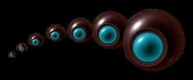 Logo Caprichos de chocolate