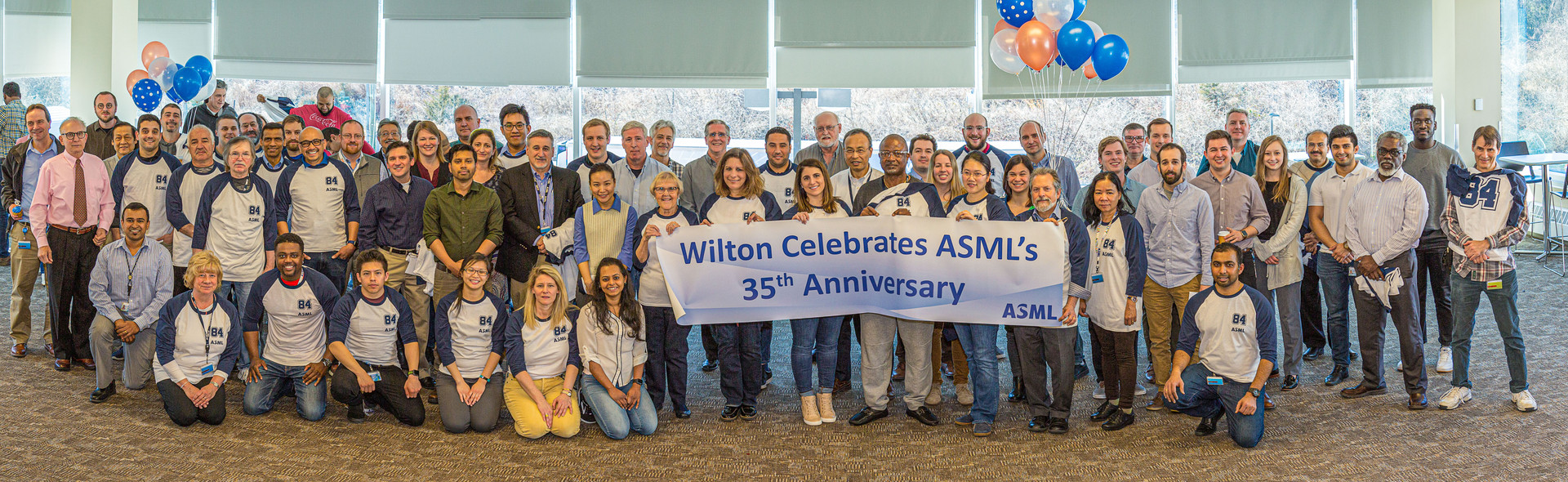 ASML-35TH ANNIVERSARY