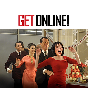 Teresa's Get Online Birthday Party
