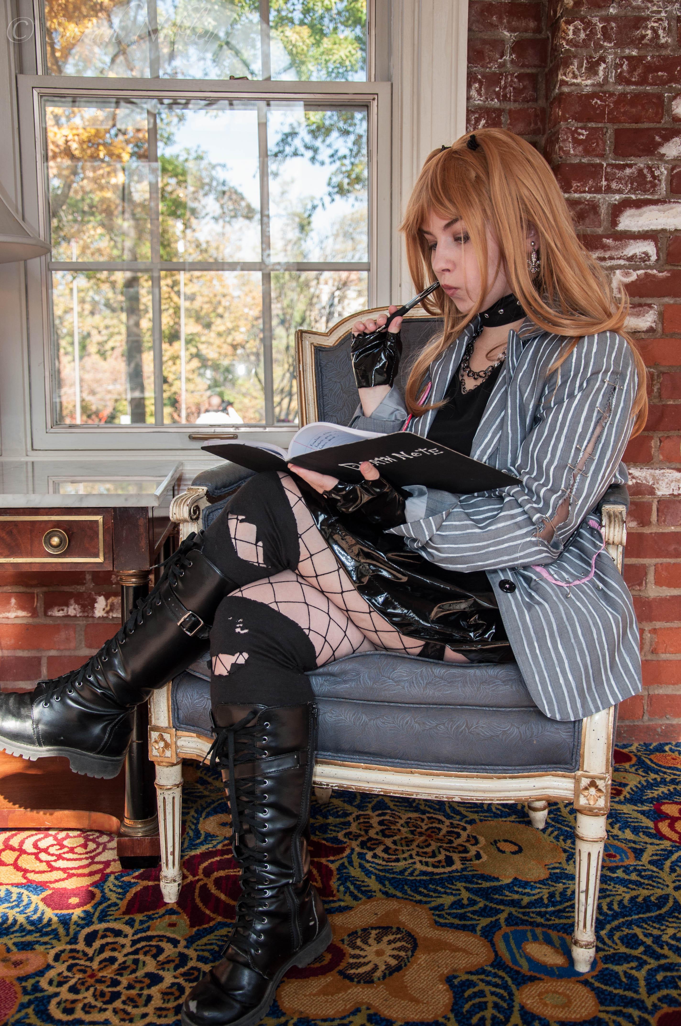 Misa Amane- Death Note