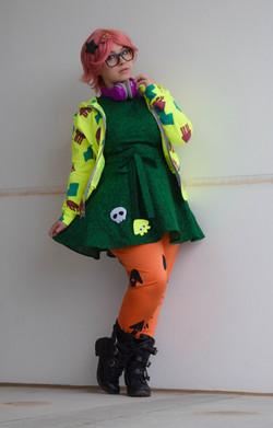 Annie- Splatoon