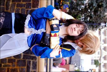 Songstress Yuna- Final Fantasy X-2