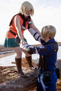 Ashley Graham- Resident Evil 4
