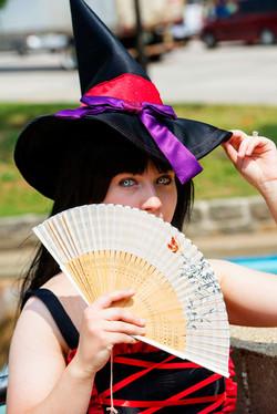 Halloween Yukiko- Persona 4 Golden