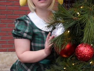 Christmas Isabelle Cosplay Tutorial