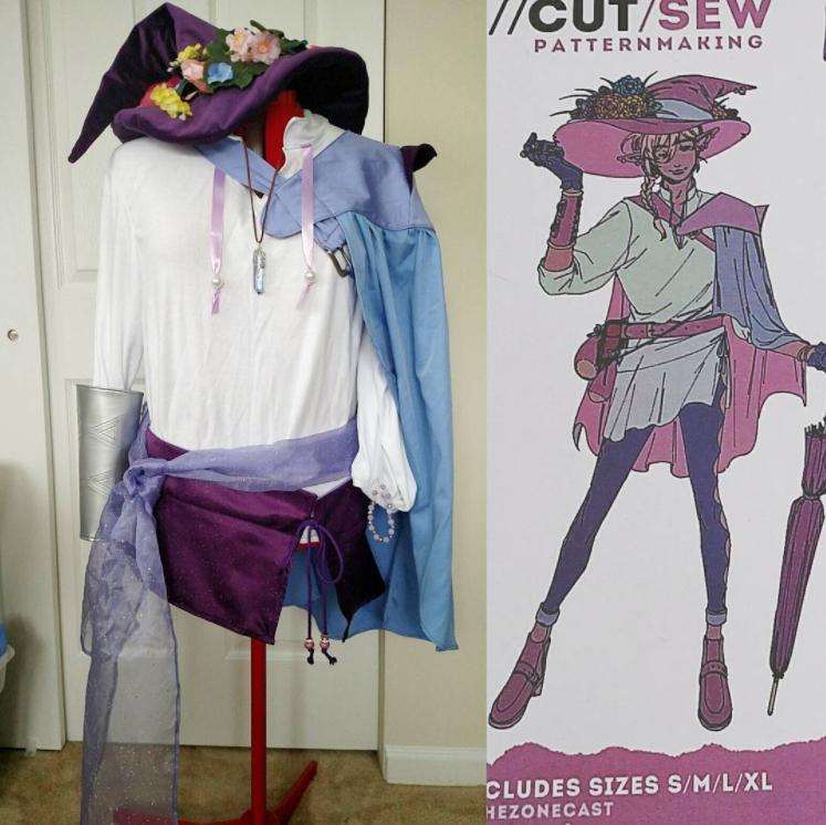 taako cosplay