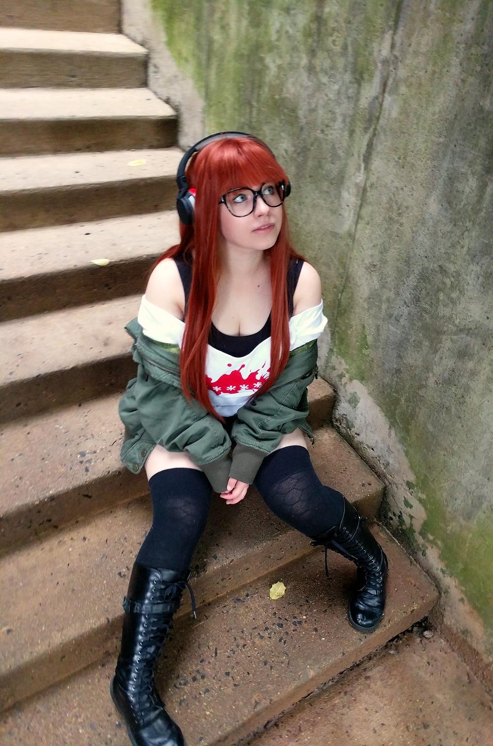 futaba sakura cosplay
