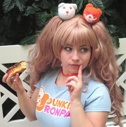 Dunkin' Ronpa Junko