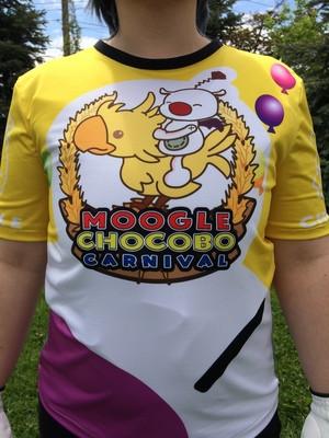 moogle chocobo carnival shirt