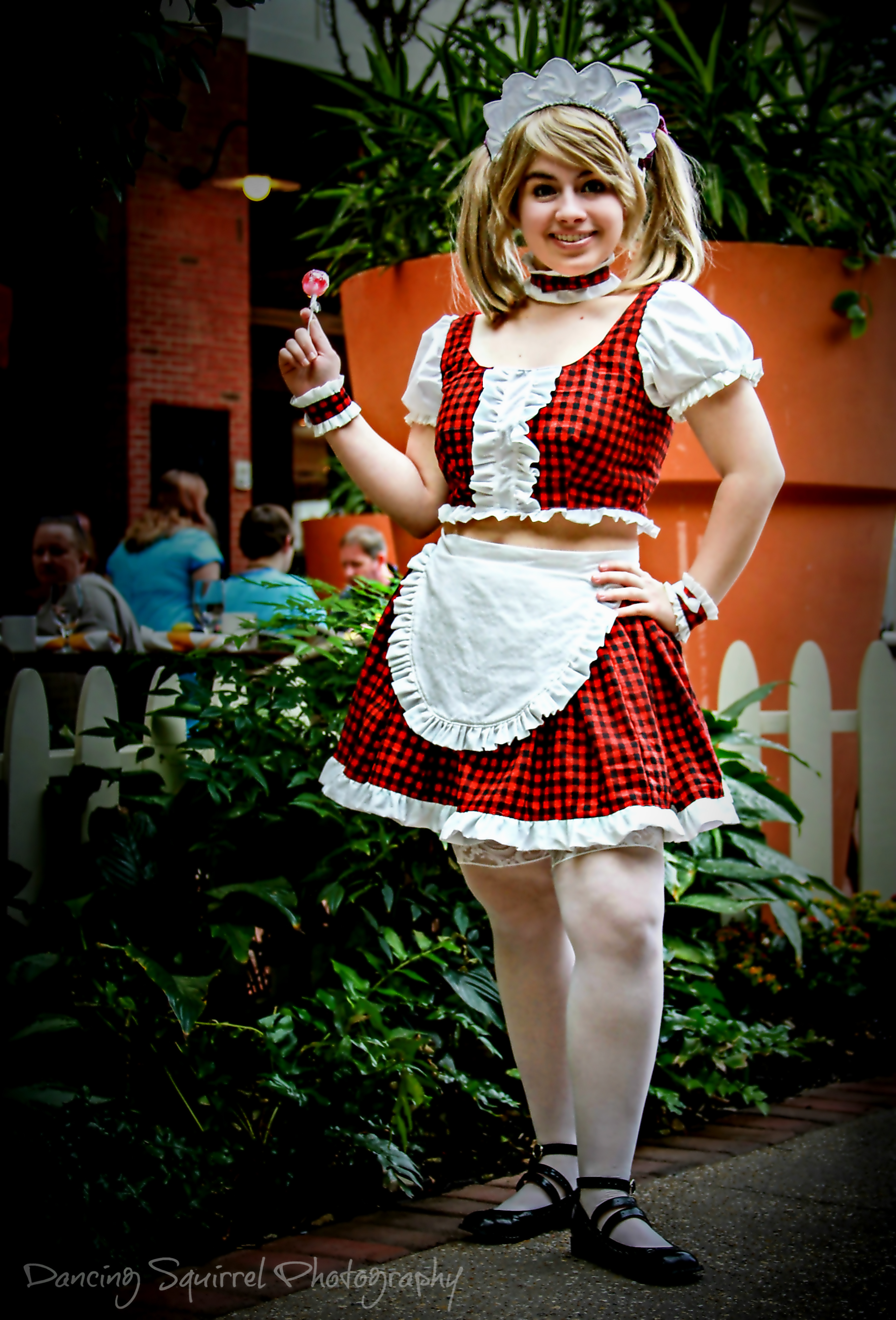 Maid Juliet- Lollipop Chainsaw