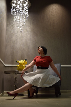 Pokeball Dress
