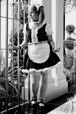 Maid Juliet- Lollipop Chainsaw