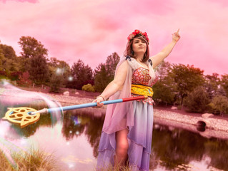 Interview with Clouds Cosplay Photography