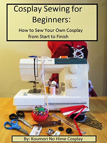 cosplay sewing for beginners