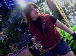 Claire- Resident Evil