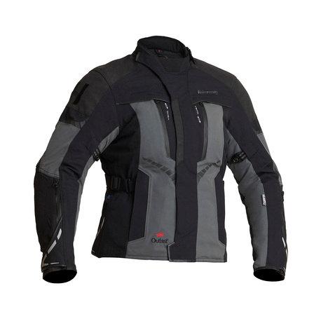 LADY Halvarssons Textile Jacket Vimo Black/grey size 8