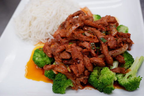 Singaporean Stir Fry