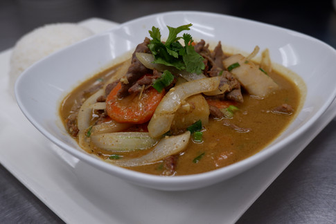 Southern Yellow Curry