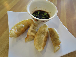 Pork Dumplings - Fried