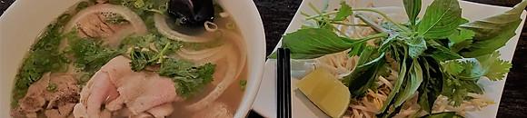 Phở - noodle soup