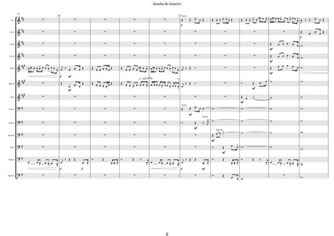 2-Samba de Janeiro Score.jpg