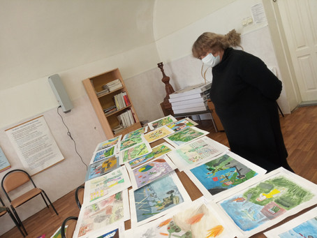 Подведены итоги конкурса рисунков «Фронтовые зарисовки», посвященного 76-й годовщине Победы