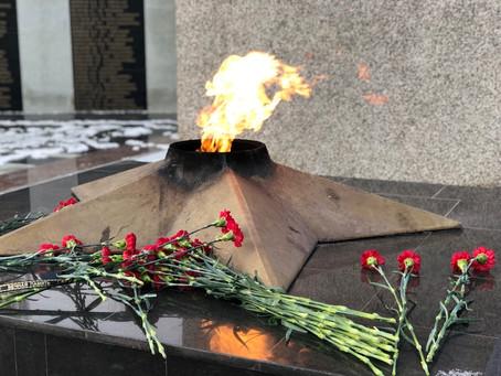 В Балаково почтили память неизвестным героям