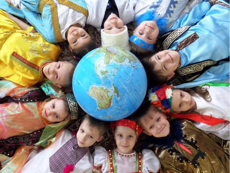 #МЫЕДИНЫ  #МЫВМЕСТЕ  Областной конкурс творческих работ «Дружба народов» ко Дню народного единства